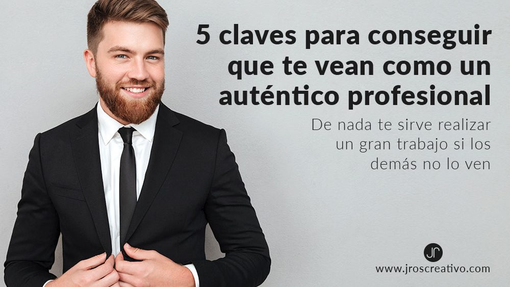 imagen, profesional, claves, marca personal